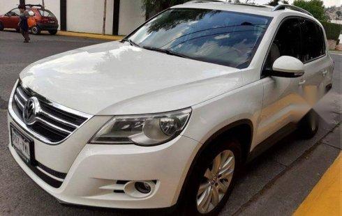 Un Volkswagen Tiguan 2010 impecable te está esperando