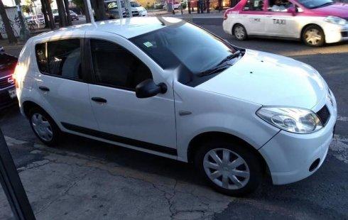 Urge!! Vendo excelente Renault Sandero 2010 Manual en en Iztapalapa