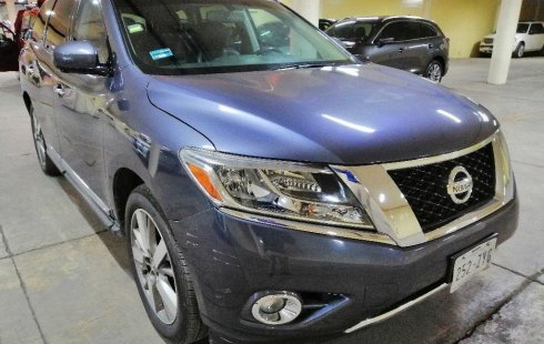 Nissan Pathfinder 2014 barato
