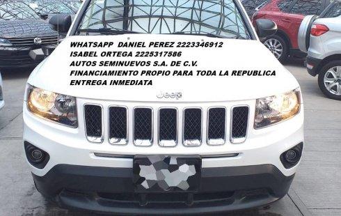 Bonita Compass 2015 Puebla