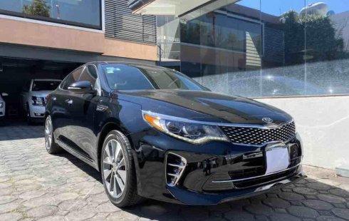 Carro Kia Optima 2017 en buen estadode único propietario en excelente estado