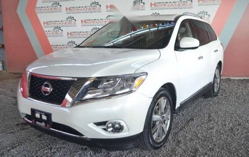 Nissan Pathfinder 2015 barato