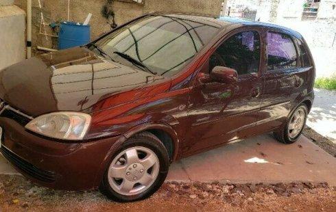 Un Chevrolet Corsa 2004 impecable te está esperando