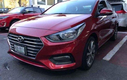 Se vende un Hyundai Accent 2018 por cuestiones económicas