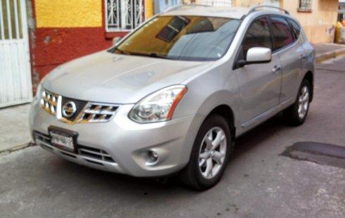 Nissan ROGUE Sense CVT, Tela, A/ac.,Ll. Nuevas,F.Original