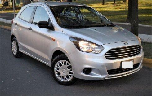 Vendo un carro Ford Figo 2016 excelente, llámama para verlo