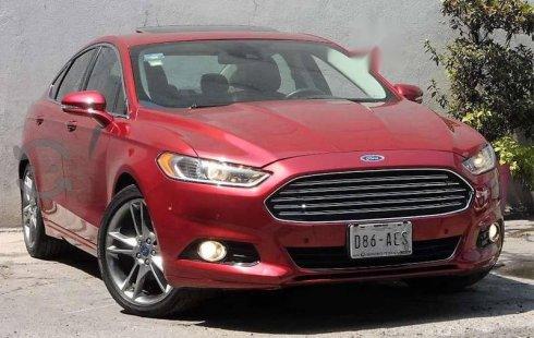 Pongo a la venta cuanto antes posible un Ford Fusion que tiene todos los documentos necesarios