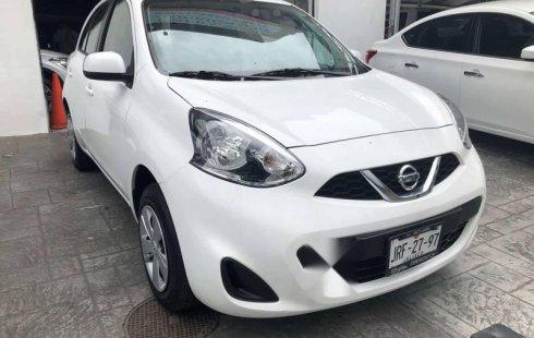 Se vende un Nissan March 2017 por cuestiones económicas