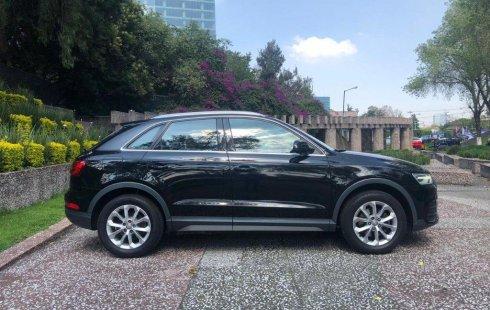 Se vende urgemente Audi Q3 2016 Automático en Benito Juárez
