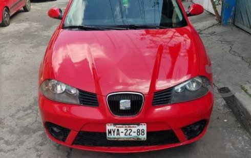 Quiero vender inmediatamente mi auto Seat Ibiza 2007