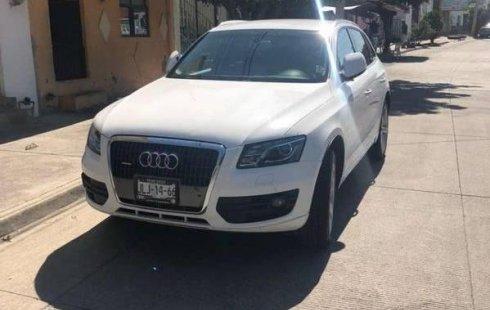 No te pierdas un excelente Audi Q5 2011 Automático en Guadalajara