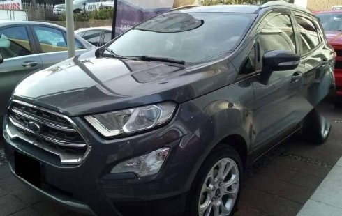 Ford EcoSport 2019 impecable