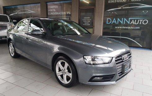 Tengo que vender mi querido Audi A4 2014