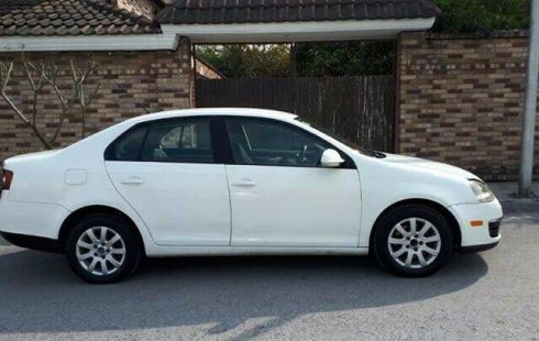 Volkswagen Bora 2008 barato en Monterrey