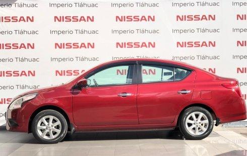 Nissan Versa impecable en Tláhuac más barato imposible