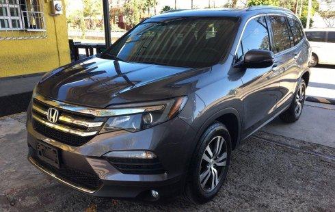 En venta un Honda Pilot 2016 Automático en excelente condición