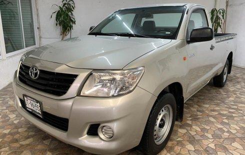Precio de Toyota Hilux 2014