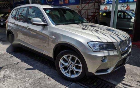 Se vende un BMW X3 2013 por cuestiones económicas