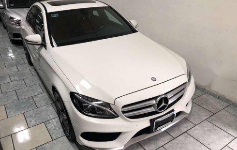Mercedes-Benz Clase C 2017 usado en Zapopan