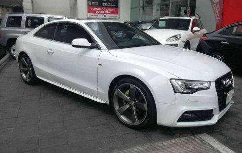 En venta un Audi A5 2013 Automático muy bien cuidado
