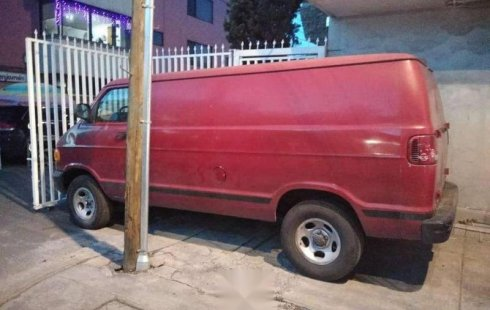 Dodge Ram Van usado en Gustavo A. Madero
