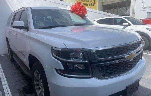 Carro Chevrolet Suburban 2018 en buen estadode único propietario en excelente estado