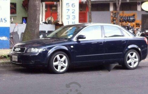 No te pierdas un excelente Audi A4 2009 Automático en Benito Juárez