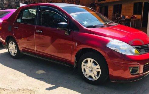 Nissan Tiida 2011 barato