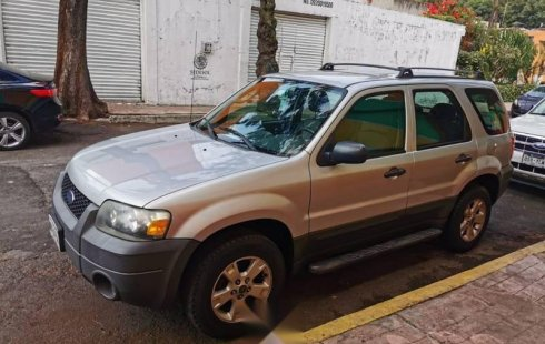 Ford Escape impecable en Miguel Hidalgo