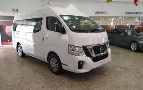Vendo un carro Nissan Urvan 2018 excelente, llámama para verlo