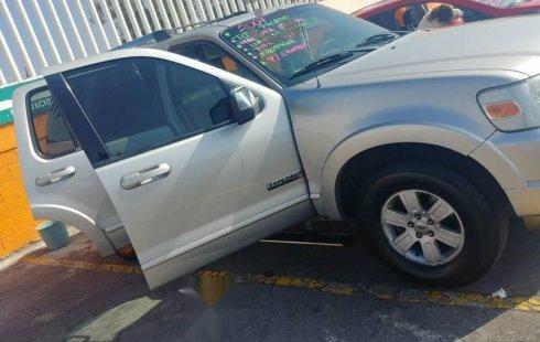 Coche impecable Ford Explorer con precio asequible