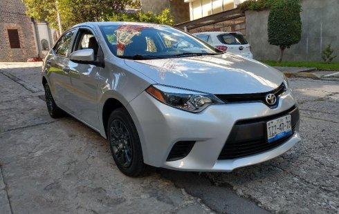 Auto usado Toyota Corolla 2015 a un precio increíblemente barato