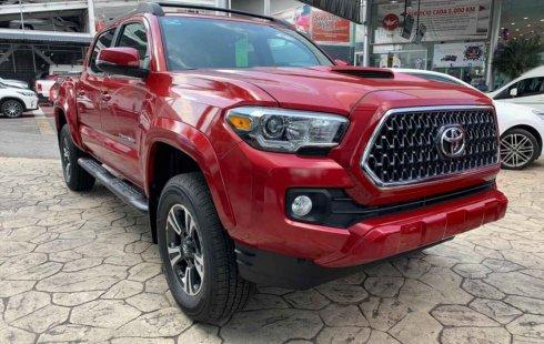 Toyota Tacoma 2019 usado