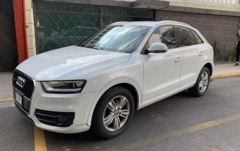 Quiero vender cuanto antes posible un Audi Q3 2014