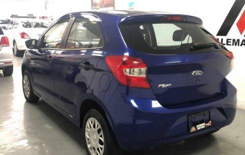 Se vende un Ford Figo 2017 por cuestiones económicas