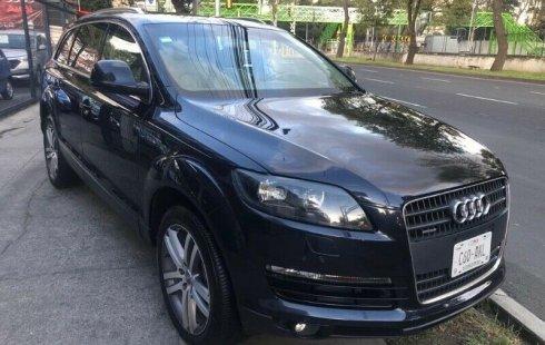 Audi Q7 impecable en Ciudad de México