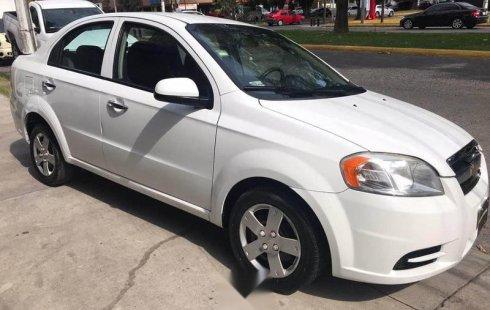 Llámame inmediatamente para poseer excelente un Chevrolet Aveo 2011 Automático