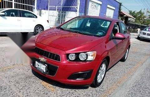 Un carro Chevrolet Sonic 2013 en Guadalajara
