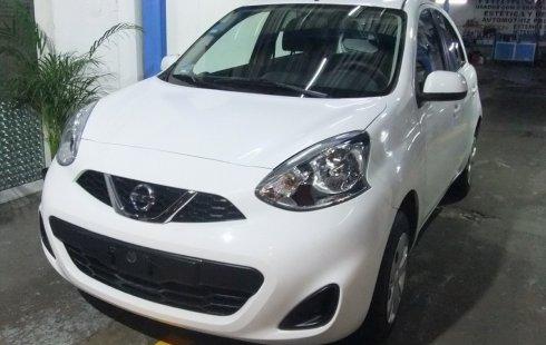 Nissan March 2018 usado en Benito Juárez