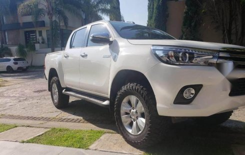 Toyota Hilux 2018 barato en Zapopan