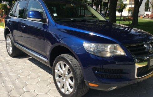 Urge!! Vendo excelente Volkswagen Touareg 2009 Automático en en San Pedro Cholula