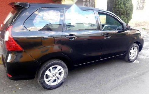 Toyota Avanza 2018 impecable
