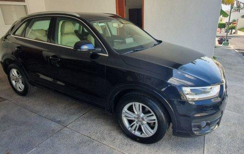 Quiero vender inmediatamente mi auto Audi Q3 2013 muy bien cuidado