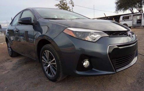 Toyota Corolla 2016 usado en Tequisquiapan