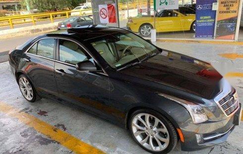 Vendo un carro Cadillac ATS 2016 excelente, llámama para verlo
