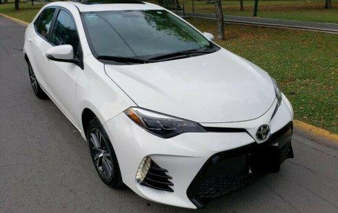 Urge!! Vendo excelente Toyota Corolla 2017 Automático en en Nuevo León