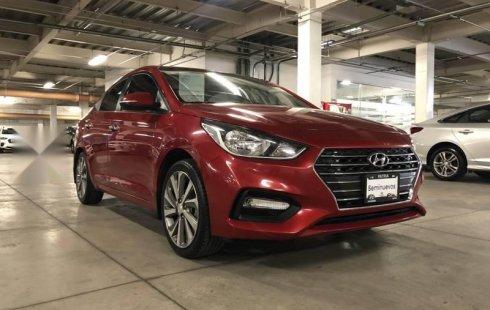 Un carro Hyundai Accent 2018 en Zapopan