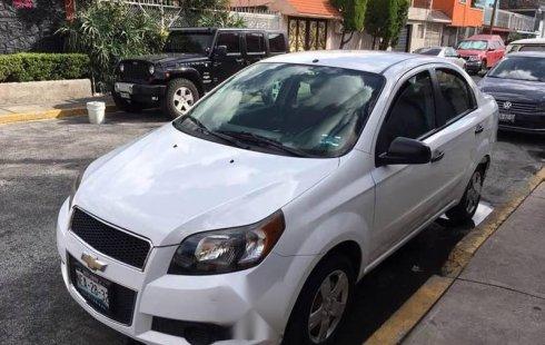 Chevrolet Aveo 2014 impecable