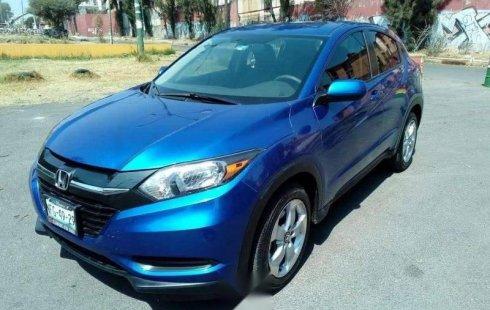 No te pierdas un excelente Honda HR-V 2018 Manual en Benito Juárez