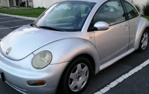 Tengo que vender mi querido Volkswagen Beetle 2001